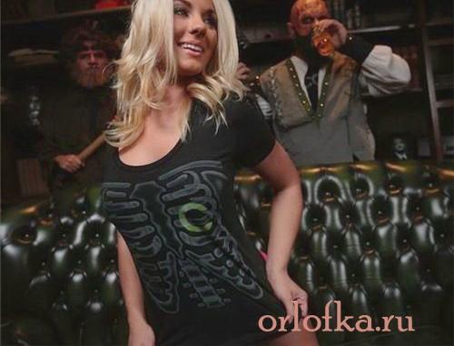 Проверенная проститутка Сабрин фото 100%